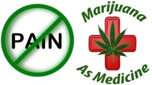 marijuana for pain medication